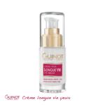 Exceptionnel, La Crème Longue Vie Yeux GUINOT dans votre institut à Mauron, une crème qui recrée un effet jeunesse sur les paupières et le contour de l'œil